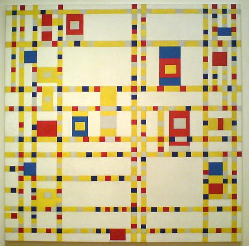 Mondrian - Broadway Boogie Woogie