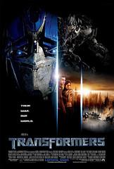 Transformers International Poster