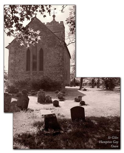 St Giles, Hampton Gay