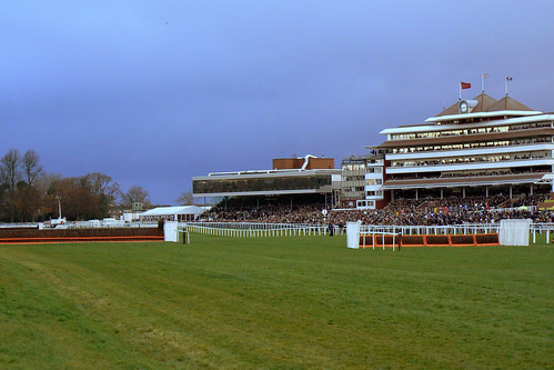 The weather is about to change at Newbury