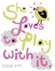 she loves-to-play-with-it spam