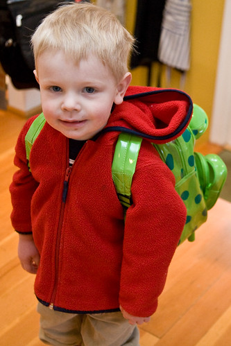 Froggie Backpack