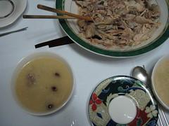 Homemade samgaetang