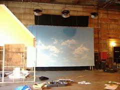 backdrop