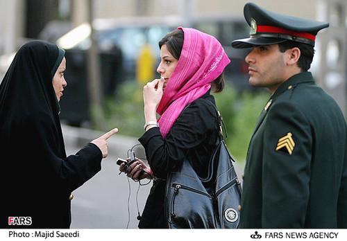 Iranian veil (3)