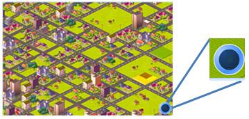 [好玩遊戲] 網頁版模擬城市,寫部落格也可以蓋城市哦 - myMinicity 2850387463_aa59d10319