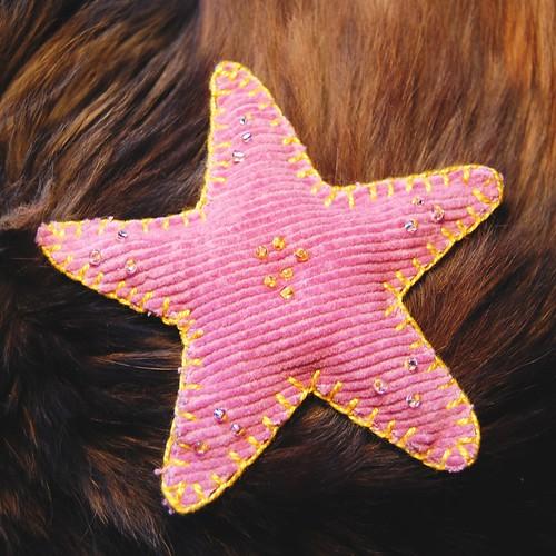 Star ornament (by jeninmaine)