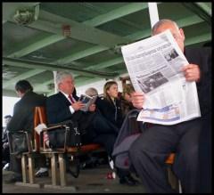 Newspapers losing their readers?