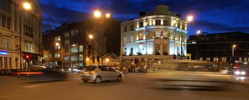 Night junction
