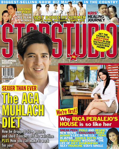 Star Studio May 2007 Cover