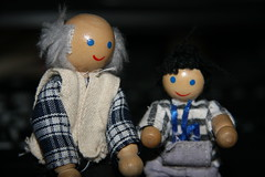 Jimmy and Grandad