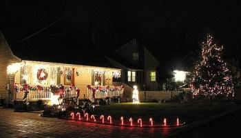Navidad estilo estadounidense