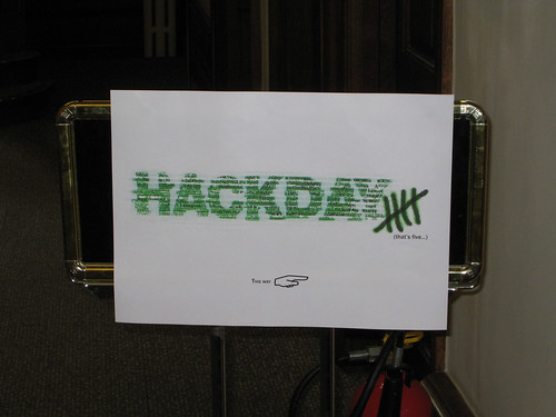 This way to hack...