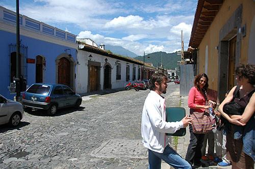 La Antigua  - 03 Alex Dana and Nurith