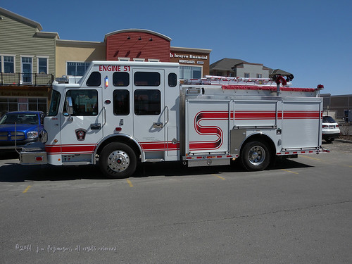 Cochrane Emergency Services, Engine 51
