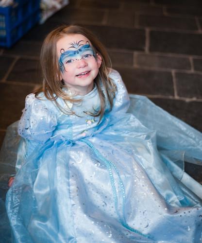 Anna is een prinses