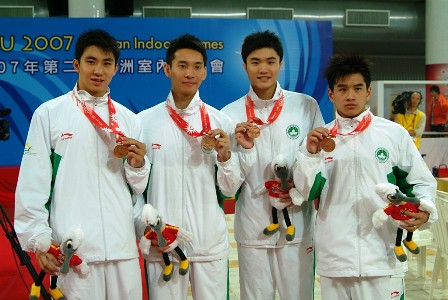 2AIG-M4x100Medley-Bronze-Team Mac
