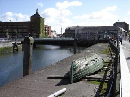 Barca de Cork