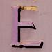 Chipped E