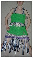 Green Monster Dress