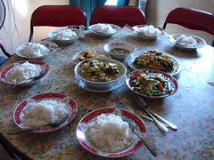 khmer homecooked meal