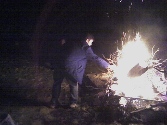 ''bonfire'' 8