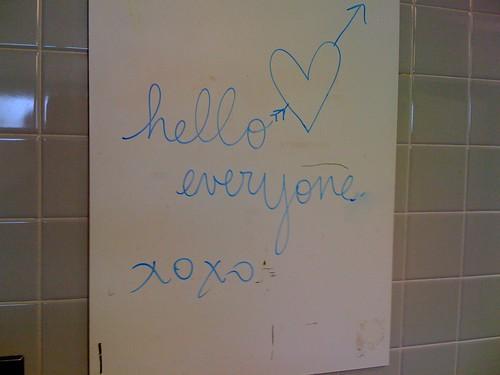 Hello Everyone xoxo