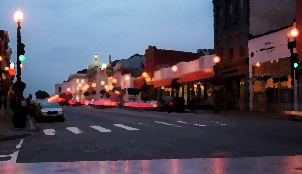 Georgetown crossing