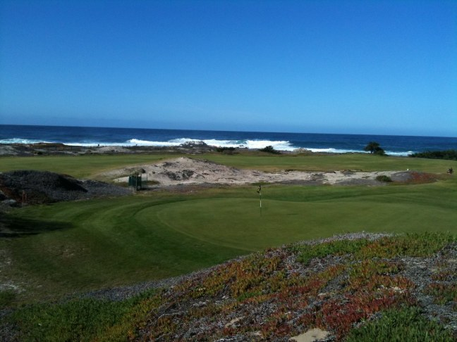 Best value Monterey Bay area golf course, Pacific Grove Golf Links