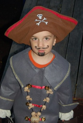 Pirate Jacob