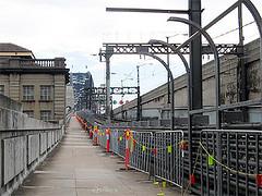 Harbour Bridge bike path