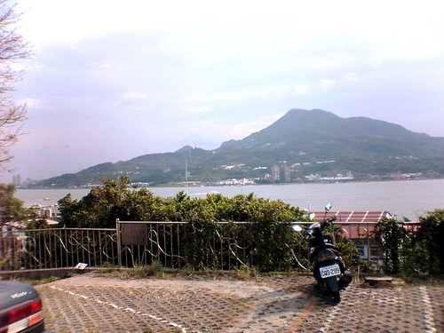 View from a Tamshui restaurant