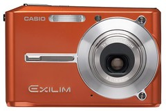 Casio Exilim EX-S500 5MP Digital Camera