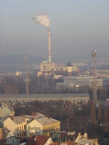 La fábrica de la Pilsner Urquell