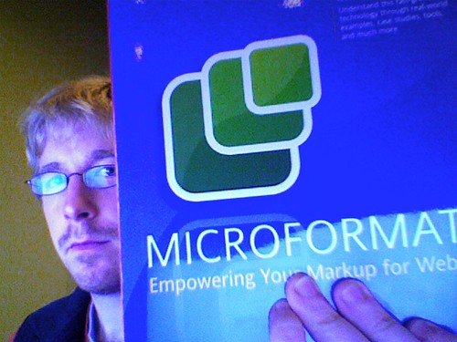 Microformats book arrived!