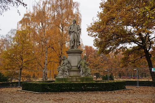 Paminklas Goethe