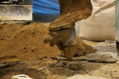foundation improvement work