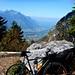 Lake Geneva in distance