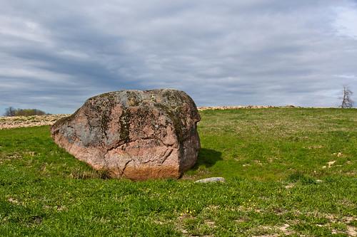 Didžiųjų Vankių akmuo