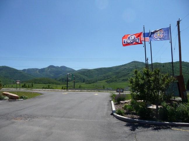 Park City RV Resort Entrance