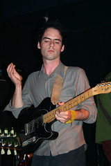 Clap Your Hands Say Yeah @ Metro Club, London 2