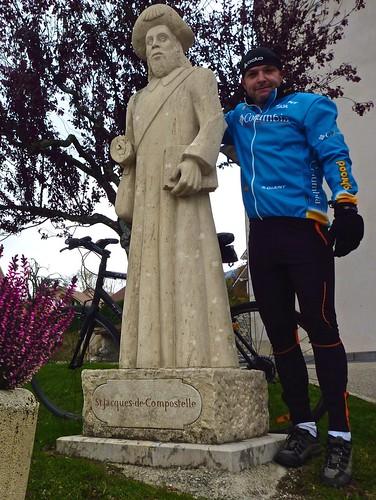 Me & Saint Jacques de Compestelle
