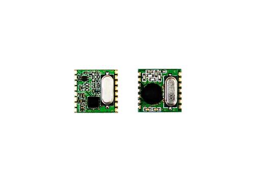 RFM22 and RFM12B