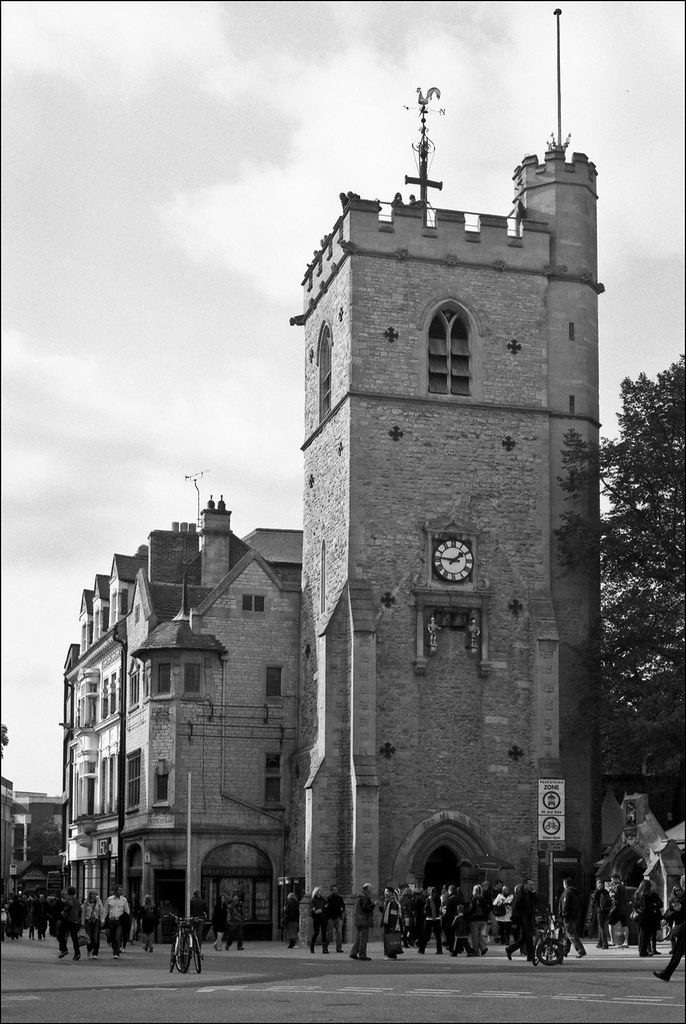 Carfax Tower, Oxford