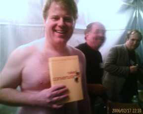 Scoble & Israel -- TechCrunch Book Signing
