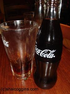 Coke in a Bottle