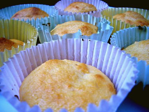 mini corn muffins