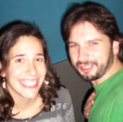 Ana y Alejandro