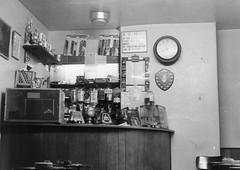 Pub interior 1980s