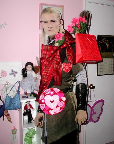Valentine's Legolas